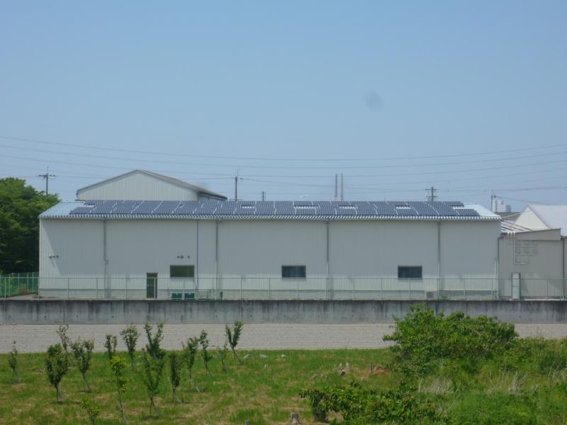 泉南市 工場
